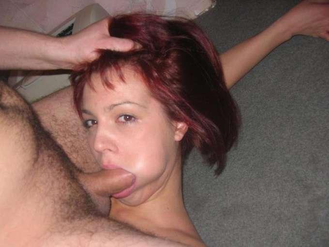 берут за щеку жены фото